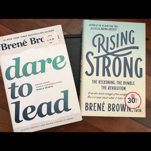 Books by Brene Brown